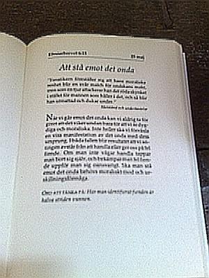 Dagens bibelord