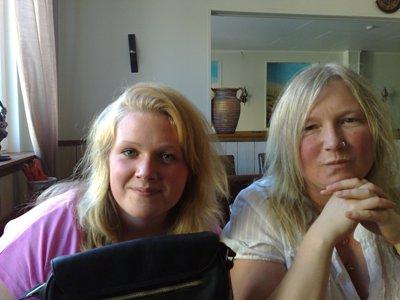 Linn och mor