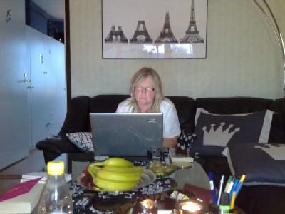 Anna bloggar