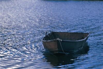 båt utan segel
