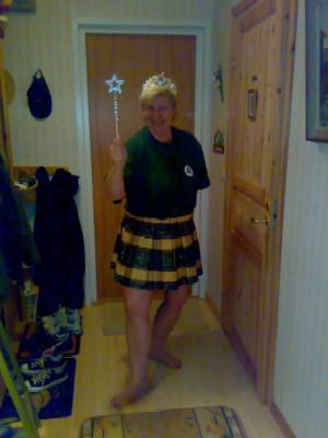 Ett steg framåt med kjol