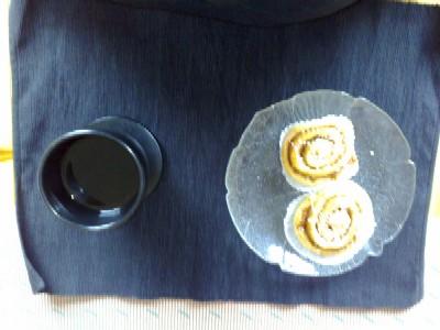 Kaffe och bullar