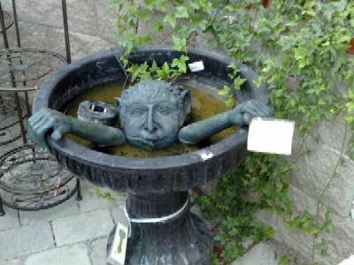 Djävul i fontänen