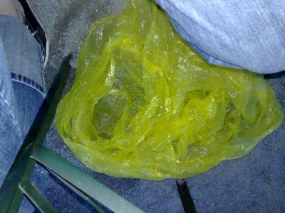 gul regncape