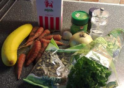 Soppgrönsaker