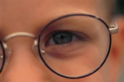 Glasöga