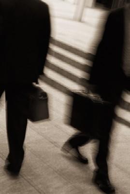 Svarta väskor