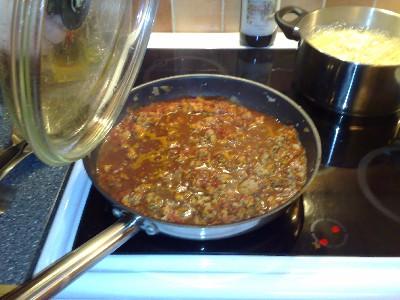 Italiensk pastasås a la Toffla
