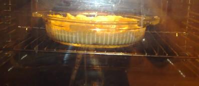 potatisgratäng i ugnen