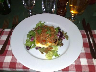 Bruschetta al Forno