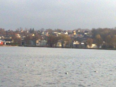Utsikt över vattnet