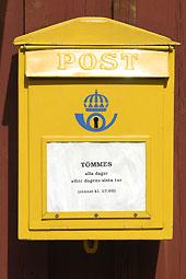 brevlåda