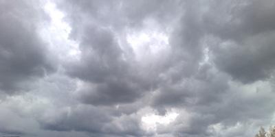oväder på gång