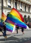 Regnbågsflaggor