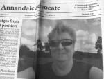 Tofflan i tidningen