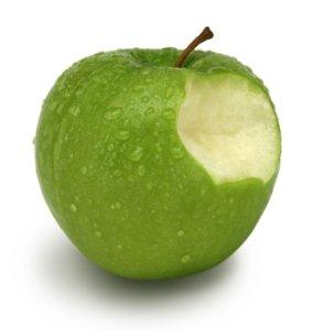surt äpple