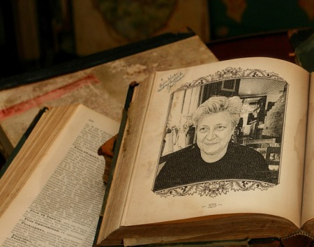 Tofflan i en bok