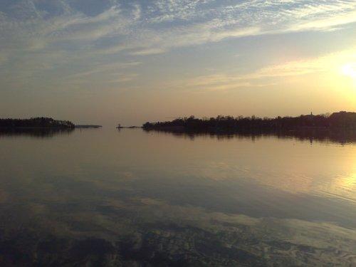 himmel o vatten solnedgång201104253278