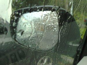 Regn på bilrutan 2