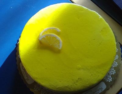 citrontårta