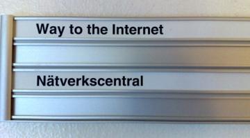 Vägen till internet