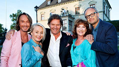 Säsongsstart: Stjärnorna på Slottet 2011: Kim Anderzon (1/5)