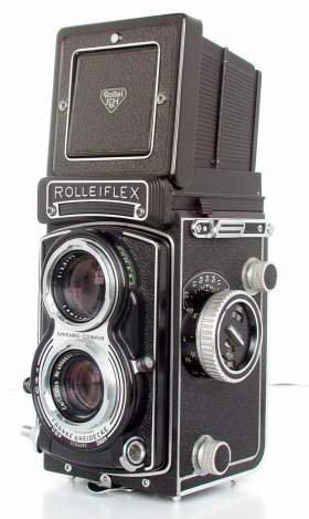 Rolleiflexkamera