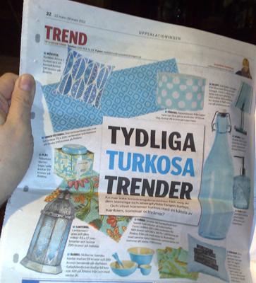 Turkosa trender