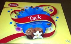 Tackchoklad