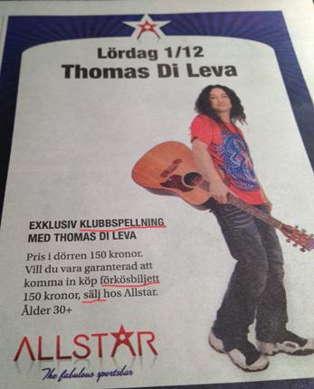 Annons Thomas di Leva