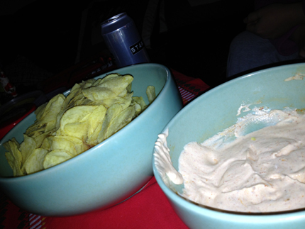 Chips o dip