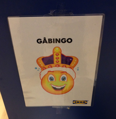 Gåbingo