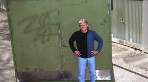 antikrundan Björn Borgs garageportar