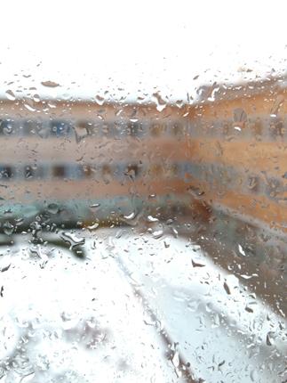regnigt jobbfönster januari 2013