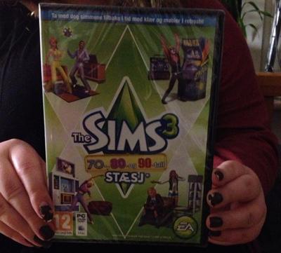Sims på norska
