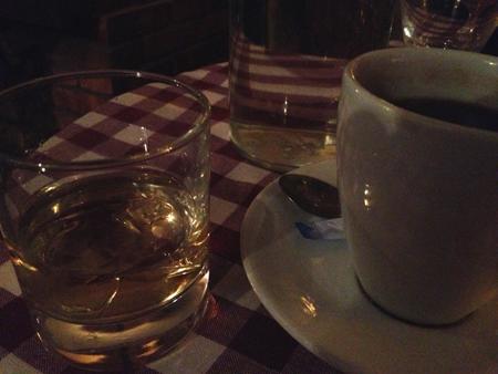 Frangelico o kaffe