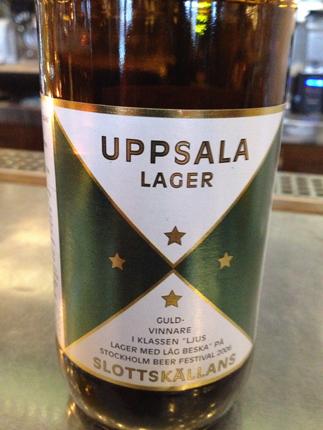 Uppsala lager