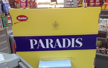 skitstor Paradisask