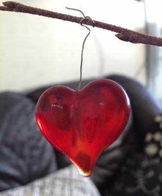 Glashjärta