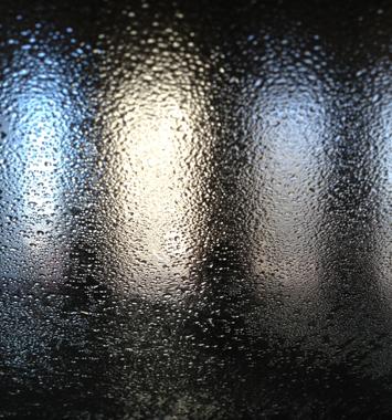 Inne i biltvätten