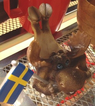 svensk älg