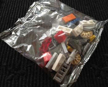 Småbitar LEGO