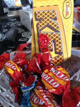 kexchoklad o rollokolor