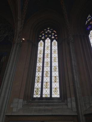 Fönster i Domkyrkan