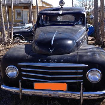 En gammal Volvo