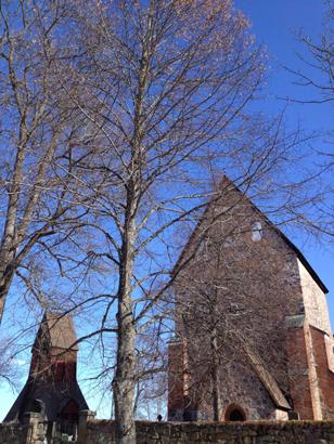 Kyrkan i Gamla Uppsala