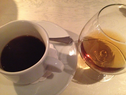 Kaffe o metaxa