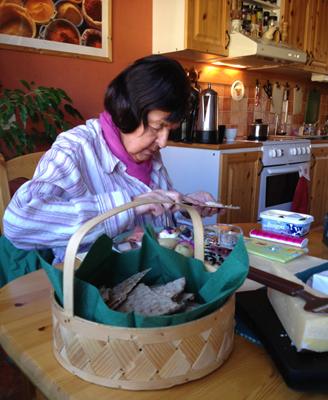 Mamma brer macka