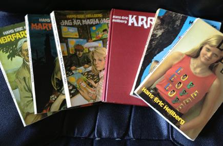 Hans-Eric Hellberg-böcker