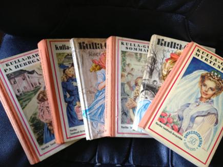 Kulla Gulla-böcker